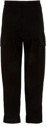 Tome Twill Cropped Cargo Pant