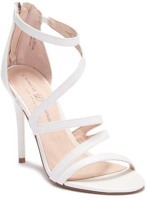 Chinese Laundry Lalli Strappy Leather Stiletto Sandal