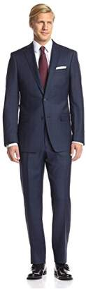 Franklin Tailored Men's Glen Plaid Tracy Suit