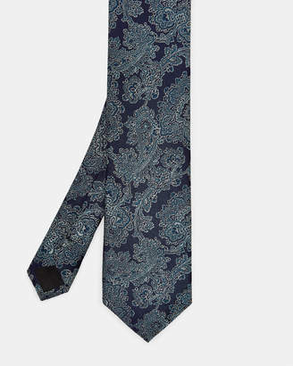 Ted Baker FEVER Paisley silk tie
