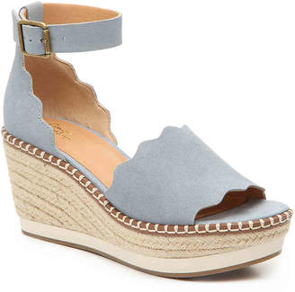 79d52601f9be Crown Vintage Daffodil Espadrille Wedge Sandal - Women s