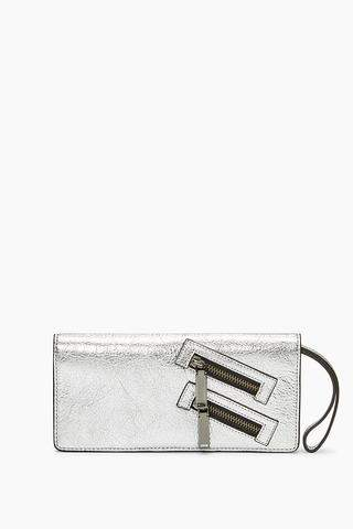 Rebecca Minkoff Long Snap Wallet - ONE COLOR - STYLE