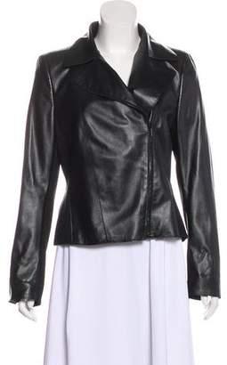 Akris Punto Zip-Up Evening Jacket