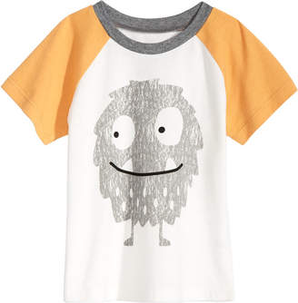 First Impressions Toddler Boys Monster Graphic Cotton T-Shirt, Created for Macy's