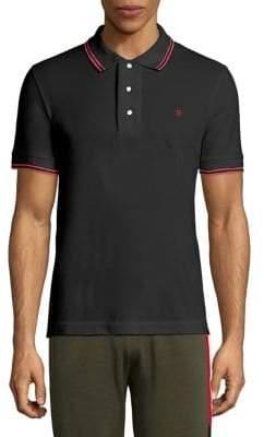 Bally Stripe Edged Polo