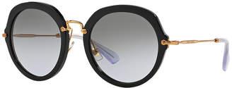 Miu Miu (ミュウミュウ) - Miu Miu Sunglasses, Mu 05QS