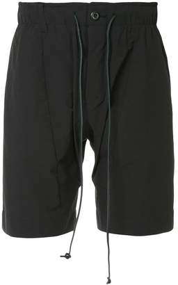 Attachment 2way stretch shorts