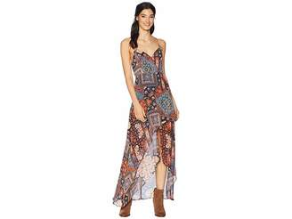 BCBGeneration Woven Evening Dress Women's Dress