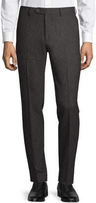 1670 Slim Fit Flat Front Dress Pants