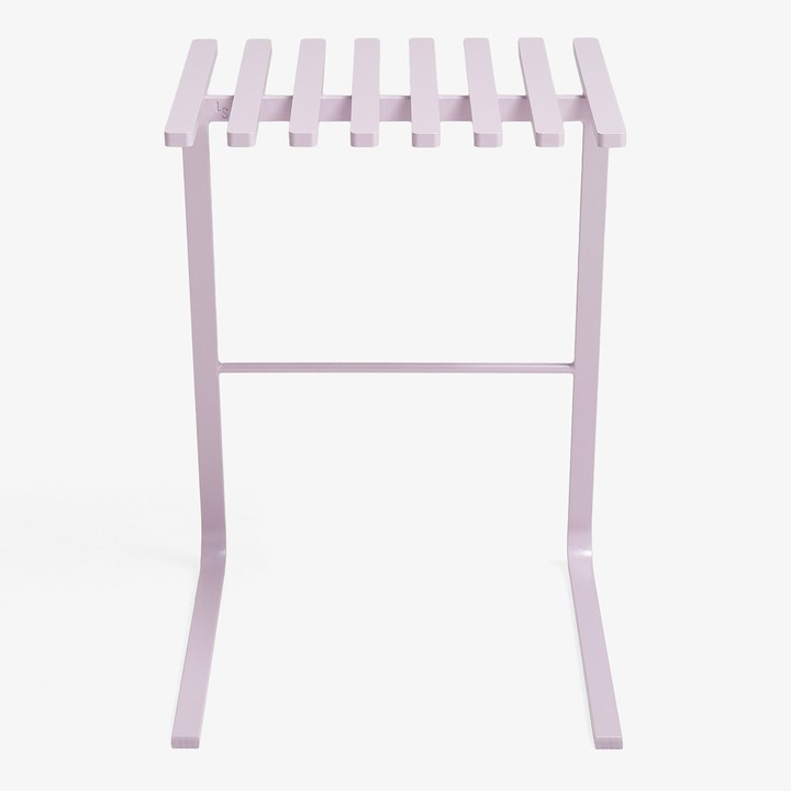 ABC Home Steel Stool Lilac