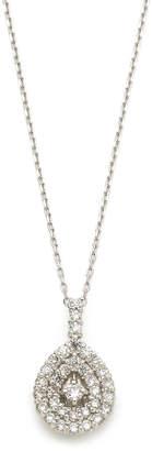 GIANTTI プラチナ ダイヤモンド0.22ct ドロップモチーフ ネックレス プラチナ