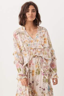 Spell & The Gypsy Collective Wild Bloom Blouse