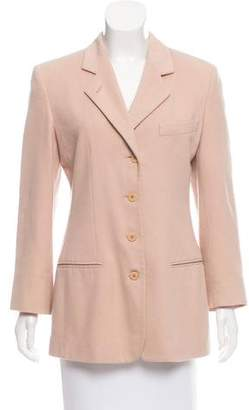 Calvin Klein Collection Cashmere Notch-Lapel Blazer