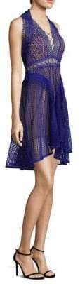Thurley Riddle Fit-&-Flare Dress
