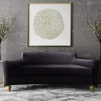 Willa Arlo Interiors Jarne Velvet Sofa