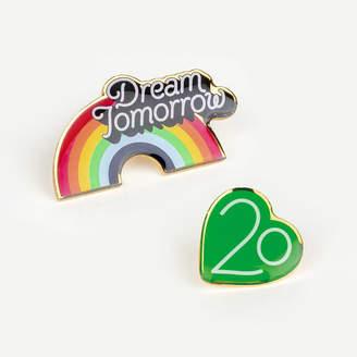 Maje Pin Badges X 20 years
