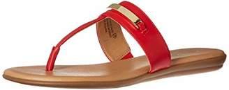 Aerosoles Women's On The Chlock Flip-Flop - Casual Open Toed Sandal with Memory Foam Footbed (M - )
