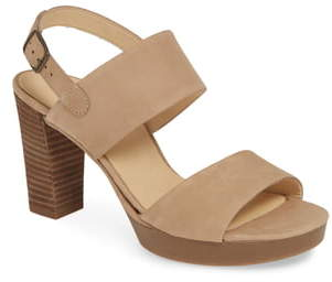 Paul Green Amanda Slingback Platform Sandal
