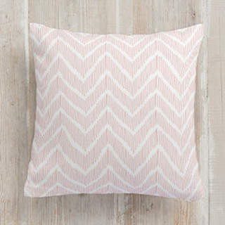 lined chevron Square Pillow