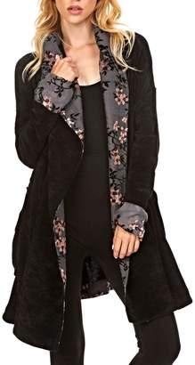 Adore Velvet Victorian Jacket