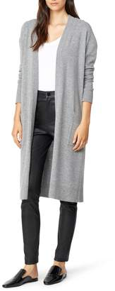 Habitual Ysabel Long Wool & Cashmere Cardigan