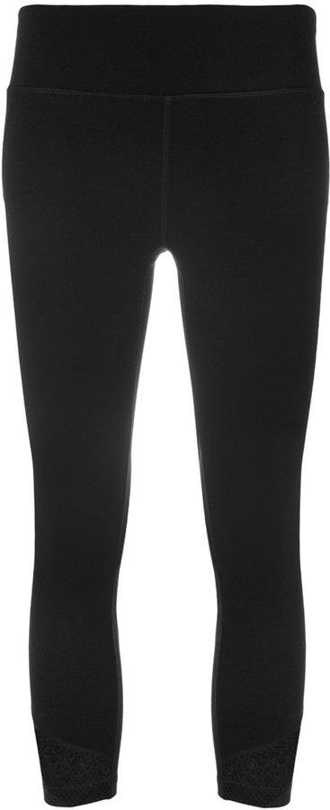 DKNY cropped leggings