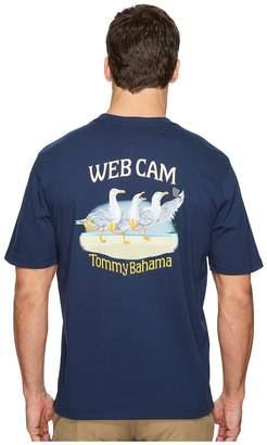 Tommy Bahama Web Cam Tee Men's T Shirt