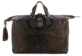 Gucci Goldmark Duffel Travel Bag