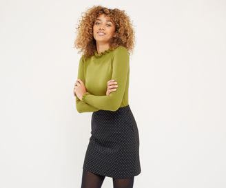 The Frill Knit $49 thestylecure.com