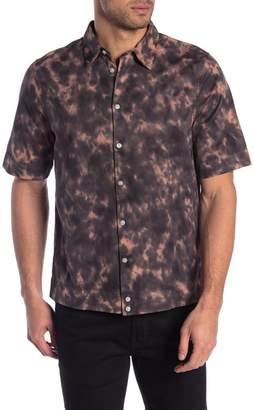 Diesel Tiggie Embroidered Back Printed Shirt