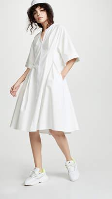 Ksenia Schnaider Zipper Dress