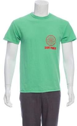 Yeezy Saint Pablo Tour Printed T-Shirt