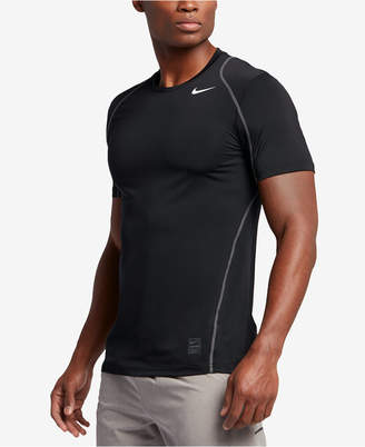 Nike Men's Pro Cool Fitted Dri-fit Shirt $28 thestylecure.com