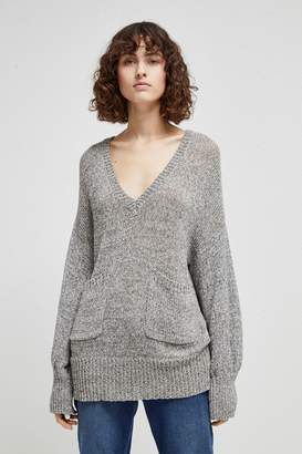 French Connenction Tivoli Knit Pocket Jumper