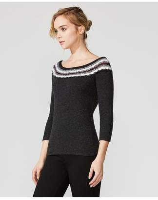 Bailey 44 Bailey/44 Apres Ski Scoop Neck Sweater