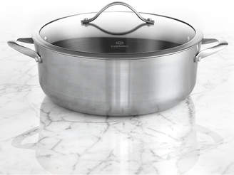 Calphalon Contemporary Stainless Steel 8 Qt. Covered Dutch Oven