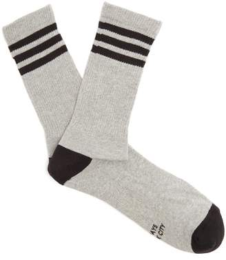 Saturdays NYC Athletic sock