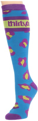 thirtytwo - Merced Sock Women's Crew Cut Socks Shoes $26 thestylecure.com