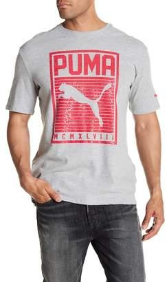 Puma Forever Mono Graphic Tee