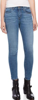 Wrangler Best Blue High-Waisted Skinny Jeans