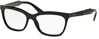 Prada PR24SVF Eyeglass Frames 1AB1O1-55
