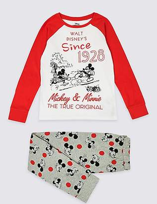 Marks and Spencer Mickey MouseTM Pyjamas (1-16 Years)