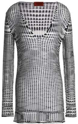 Missoni Ribbed-Knit Sweater