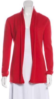 Neiman Marcus Cashmere Long Sleeve Cardigan Cashmere Long Sleeve Cardigan