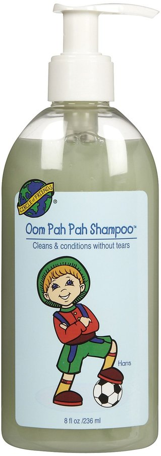 Circle of Friends Hans Oom Pah-Pah Blueberry Shampoo 8 oz.