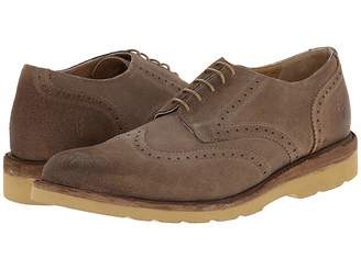 Frye Jim Wedge Wingtip Men's Lace Up Wing Tip Shoes