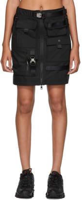 Nike Black MMW Edition 2.0 2-In-1 Skirt