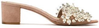 Andrea Bogosian embellished open toe sandals