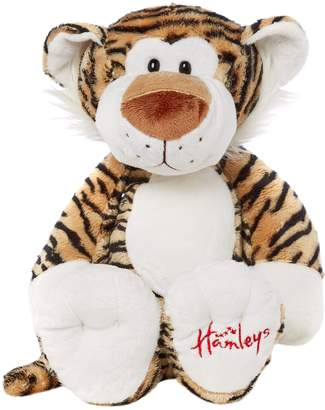 House of Fraser Hamleys Tiger Soft Toy