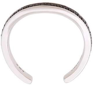Black Diamond Alinka 'TANIA' thumb ring full surround